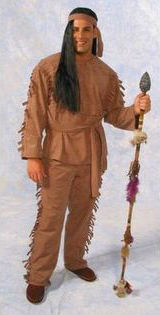 Native American Indian Man Costume
