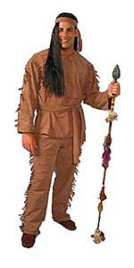 Native American Indian Man Costumes for Sale