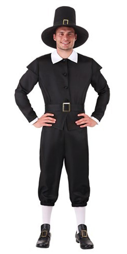 Fancy Pilgrim Costume for Men