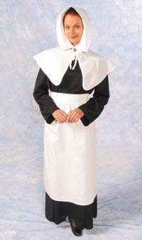 Theatrical Pilgrim Lady Costume