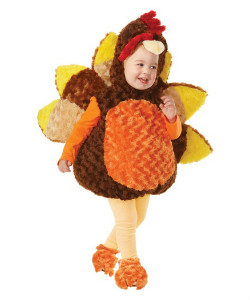 Toddler Turkey Costume Boys Girls