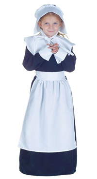 Tween Pilgrim Girl Dress
